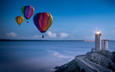 【画像】巨大な人の顔が突如出現!首吊り気球はいつどこで見える?