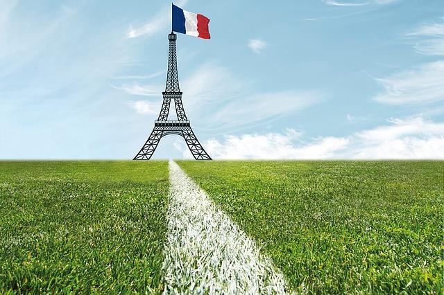サッカーフランス